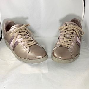 Gucci Impeme Rose Gold Color Sneaker Size 38.5